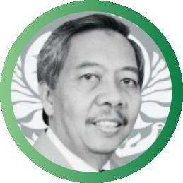 """</p> <p style=""""text-align: center;"""">Prof. Sudharto P. Hadi, Ph.D</p> <p>"""